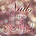 Nails to the Yeah!: Zoya Charla & Wet N Wild Party of Five Glitters Sophistishe mommy blog