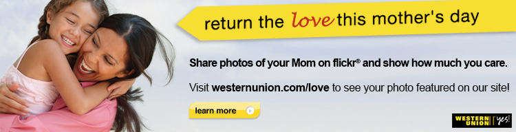 Western Union Return The Love