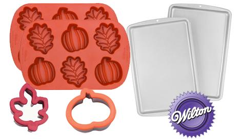 wilton fall baking
