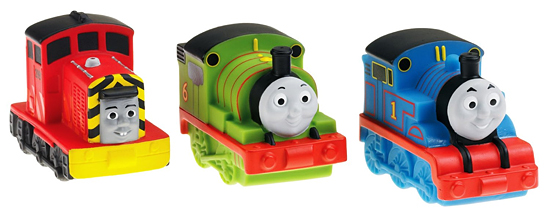 Fisher-Price Thomas & Friends Bath Squirters