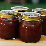 Can Strawberry Jam