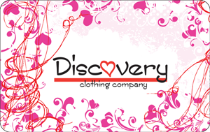 Discovery clothing store locations