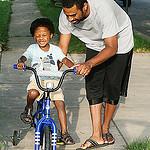 fathersonbikeride