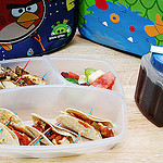 Fun With Toothpicks: Back to School Bento Lunch Solutions