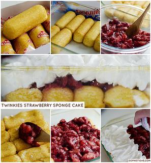 TwinkiesStrawberrySpongeCake
