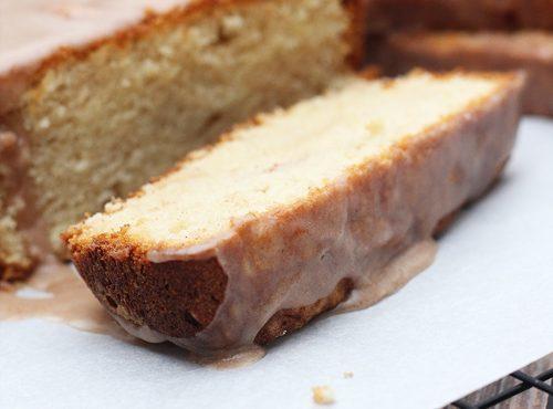 Cinnamon Apple Pound Cake