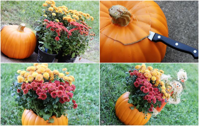 pumpkinplantercollage