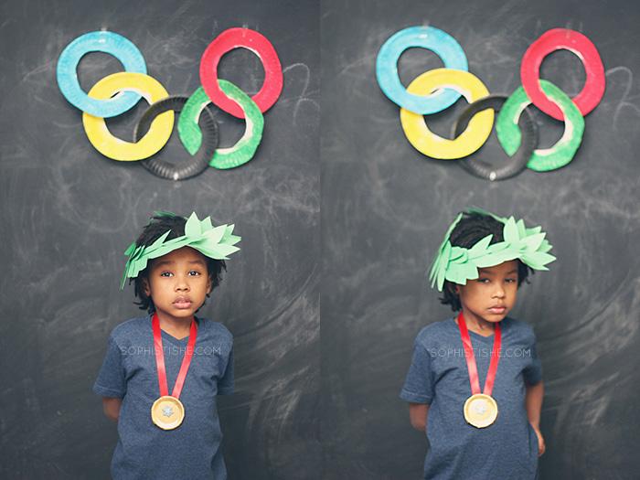 olympicmedallaurelrings