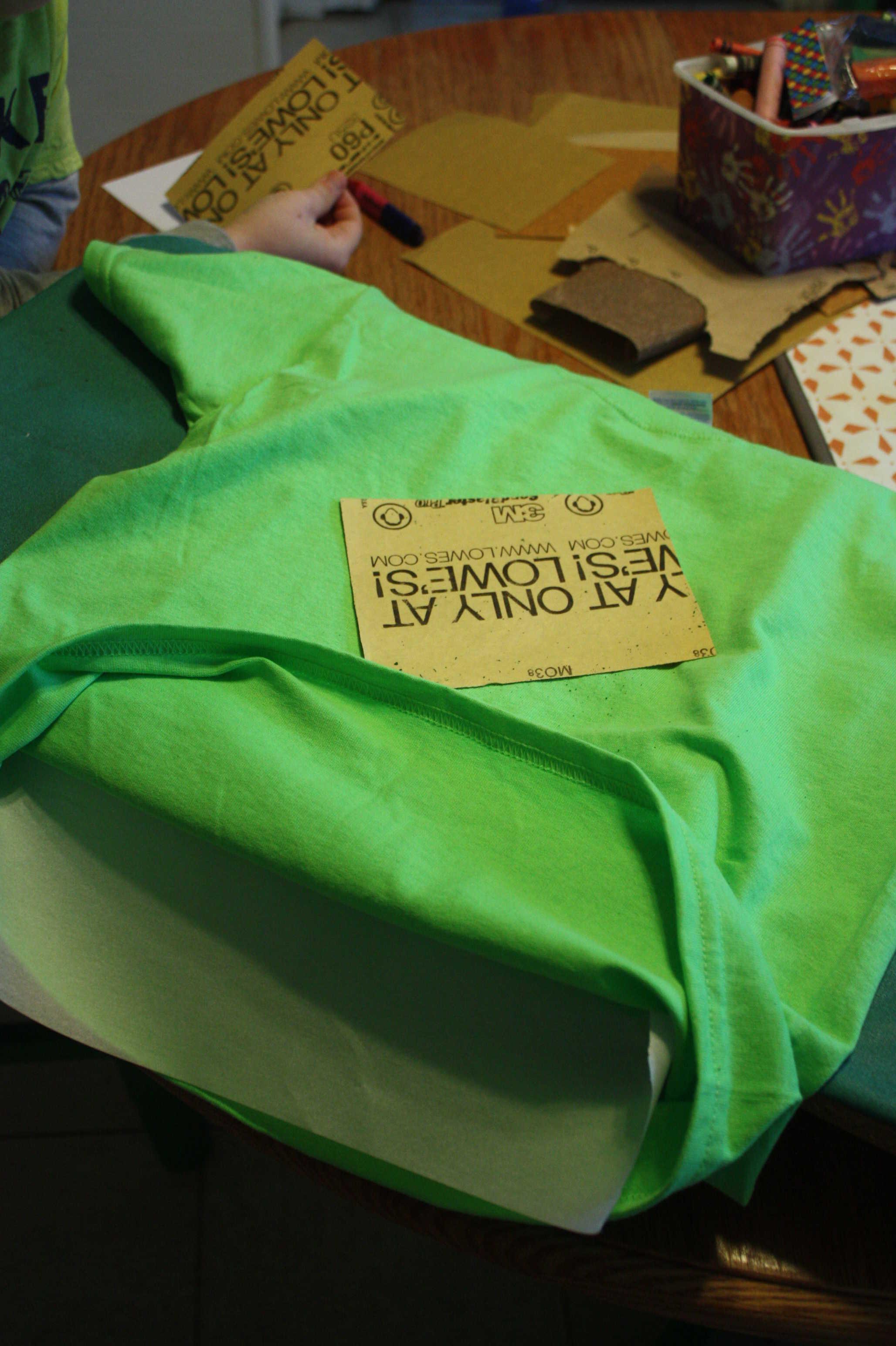 Sandpaper T-shirts 006