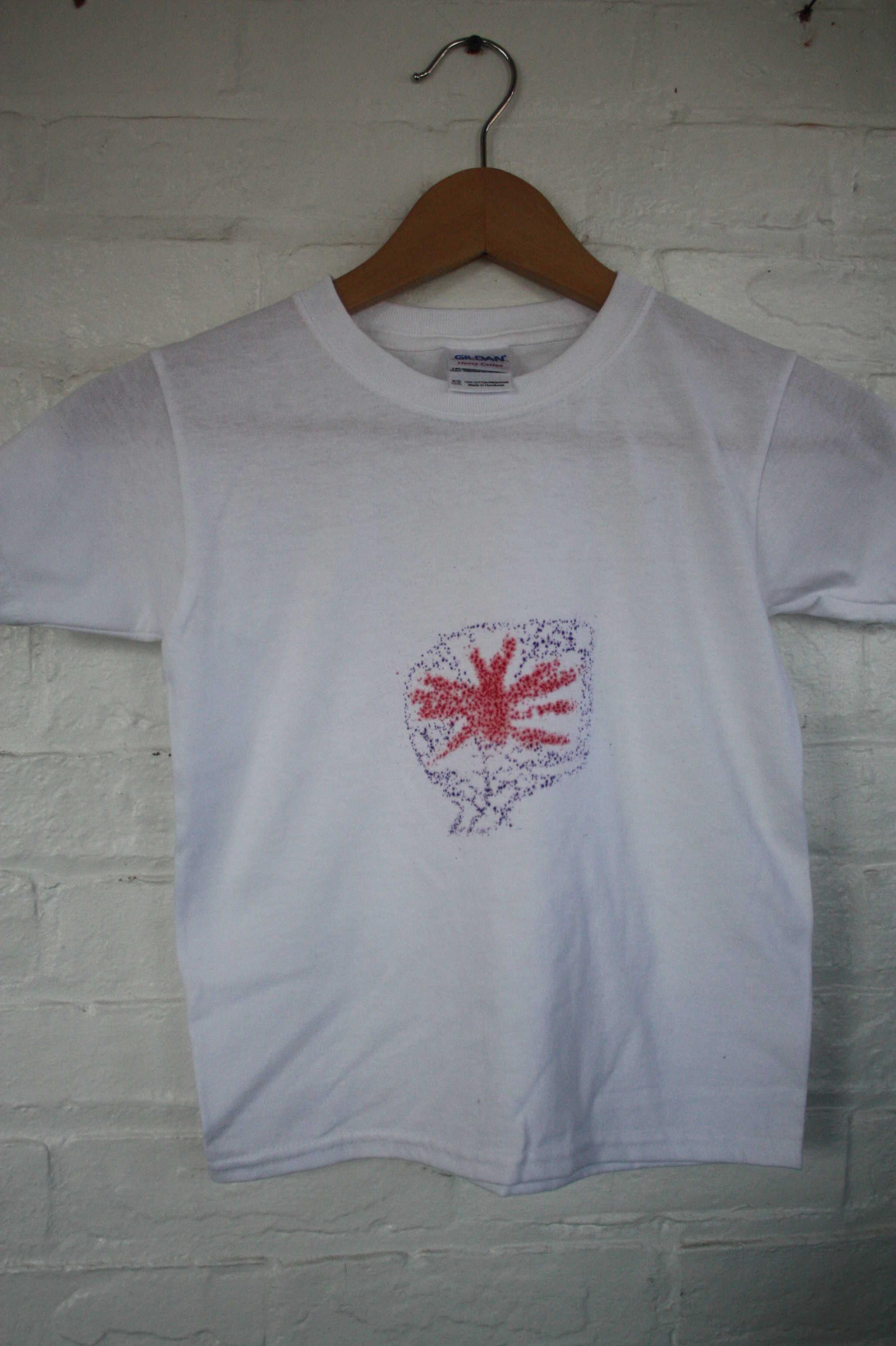 Sandpaper T-shirts 025