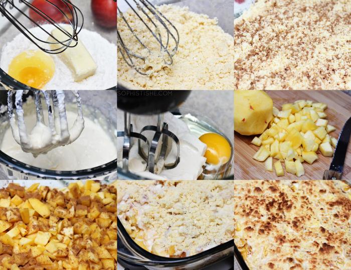 Peach Cobbler Yellow Cake Mix Cream Cheese