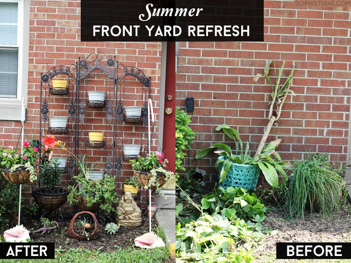 summerfrontyardrefresh