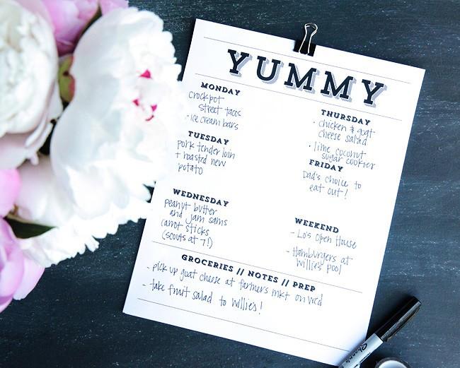 HMM_Simple_meal_planning_printable