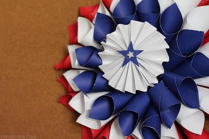 patrioticpaperwreath