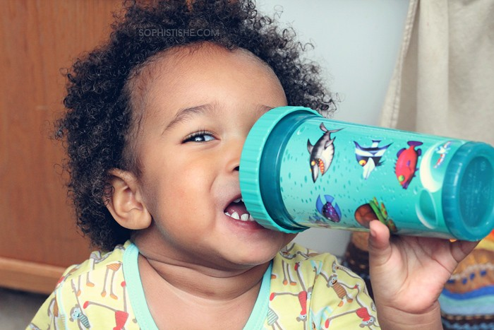 No More Drink Puddles With USA Kids Sippy Cups