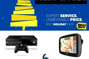 Last Minute Holiday Gift Ideas from Best Buy