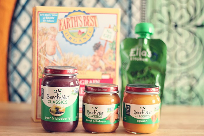 Natural & Organic Baby Food Made Affordable