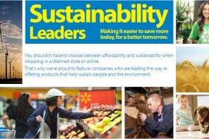 How To Find Sustainable Products At Walmart