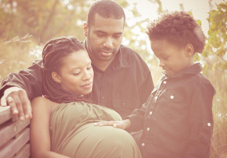 Pregnant with Jaxon