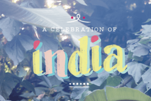 Destination India + Surprise Sample Sale At Tea