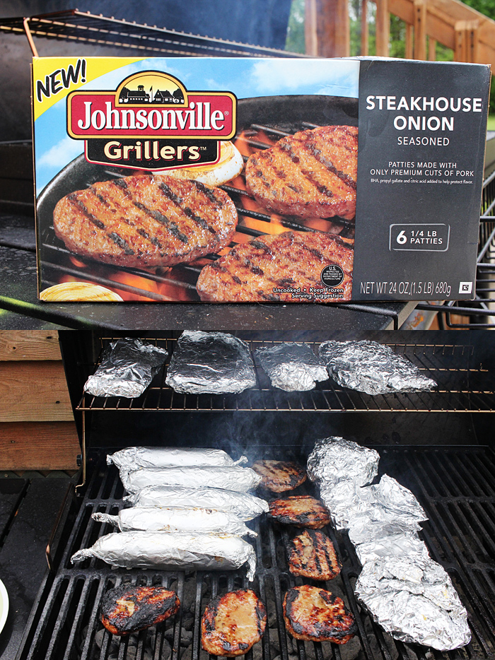 #SausageFamily johnsonvilleburgergrillers2
