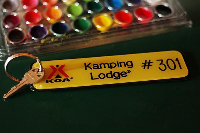 KOA Kamping Lodge