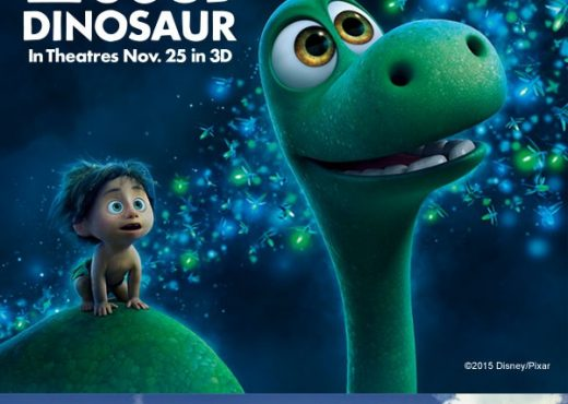 REQUIRED IMAGE - Good Dinosaur - Sweepstakes