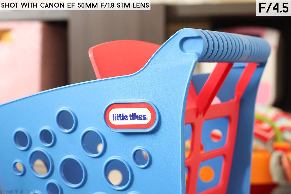 change aperture canon 60d manual mode