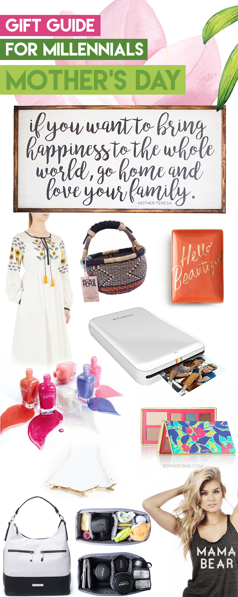 Millennial mother 39 s day gift guide giveaway get it for Millenial pink gifts