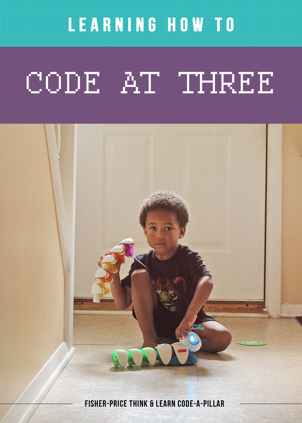 Preschoolers Can Learn Code, Too!
