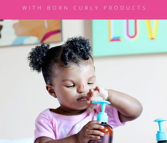 As I Am Born Curly Hair Products