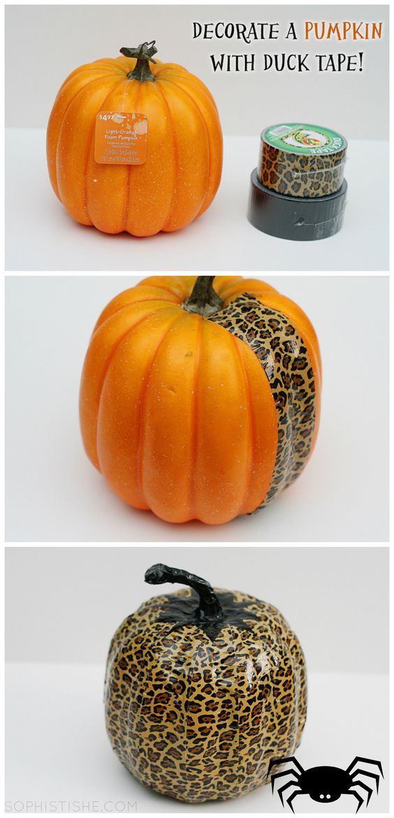 duck-duct-tape-pumpkin