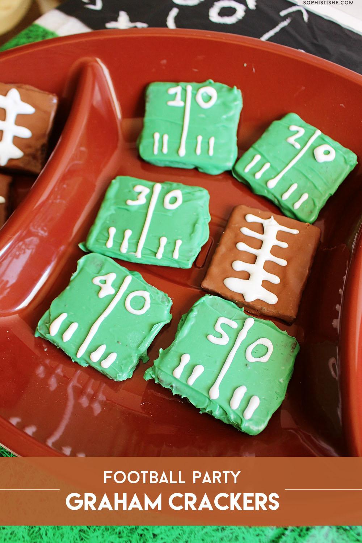 football-graham-crackers-pin