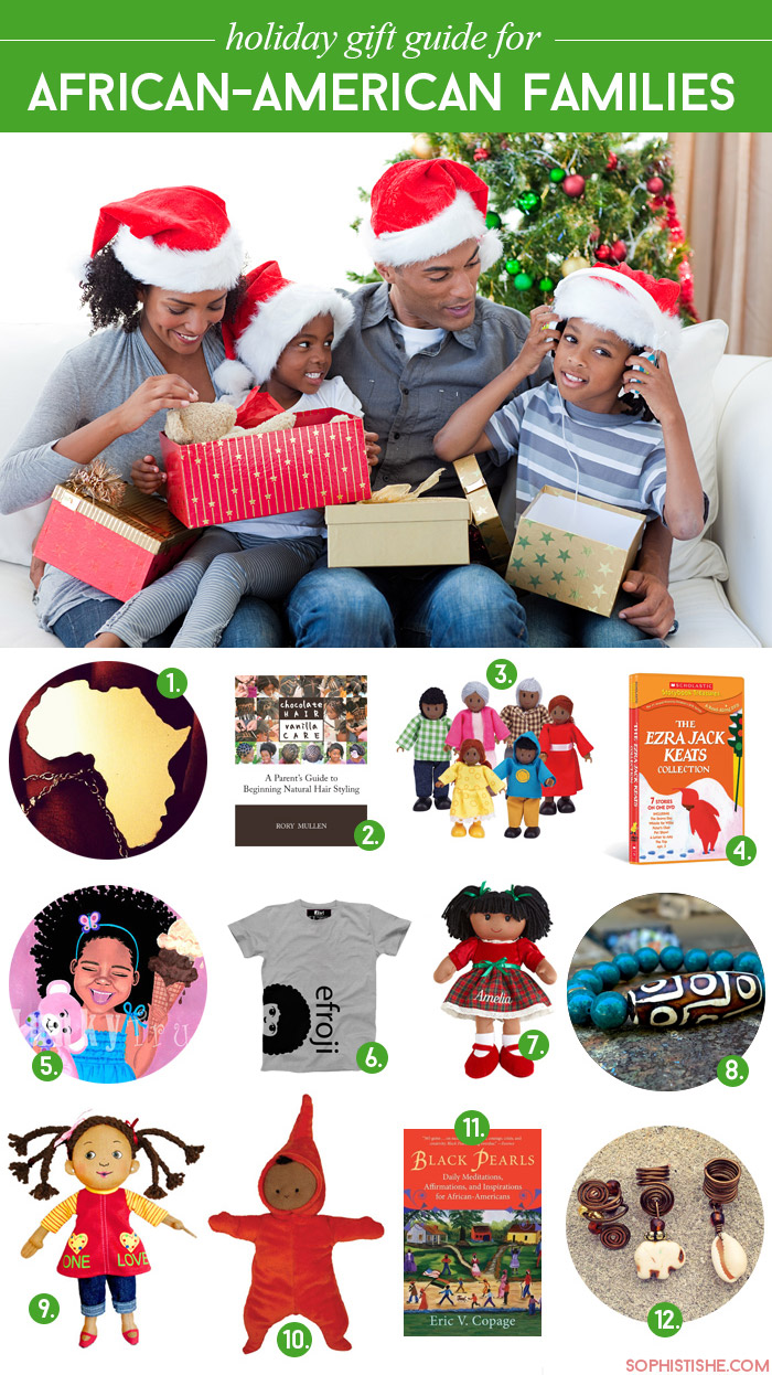 Holiday Gift Guide For African-American Families