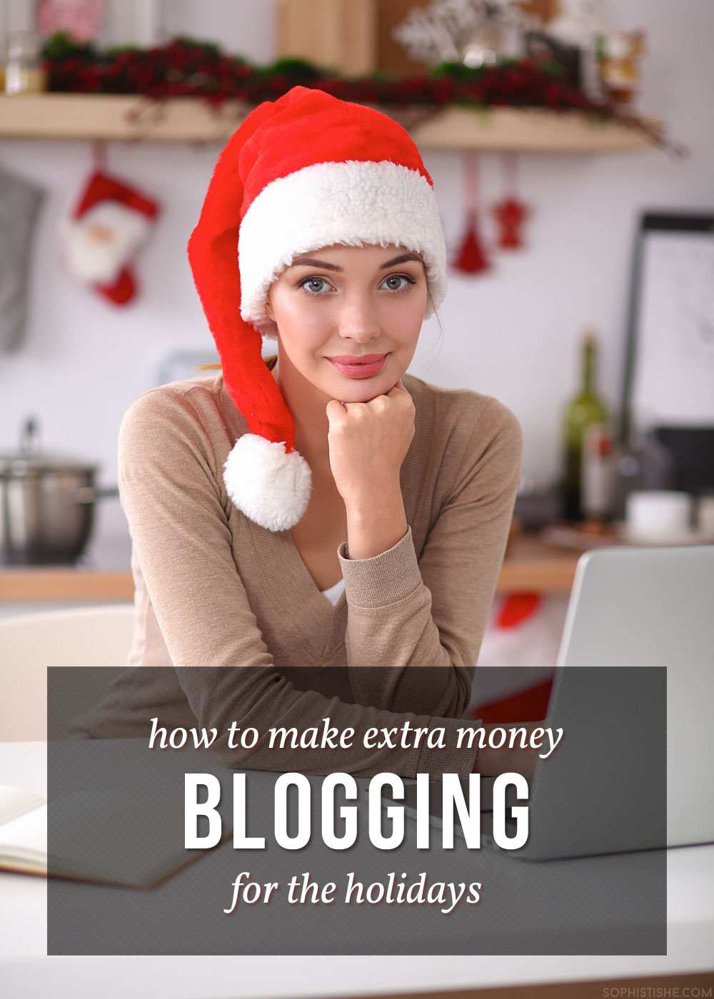 How to Make Extra Money with Your Blog for the Holidays