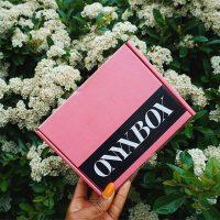 Onyx Black Beauty Box