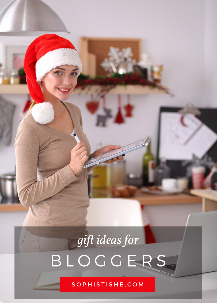 Holiday Gift Ideas For Bloggers