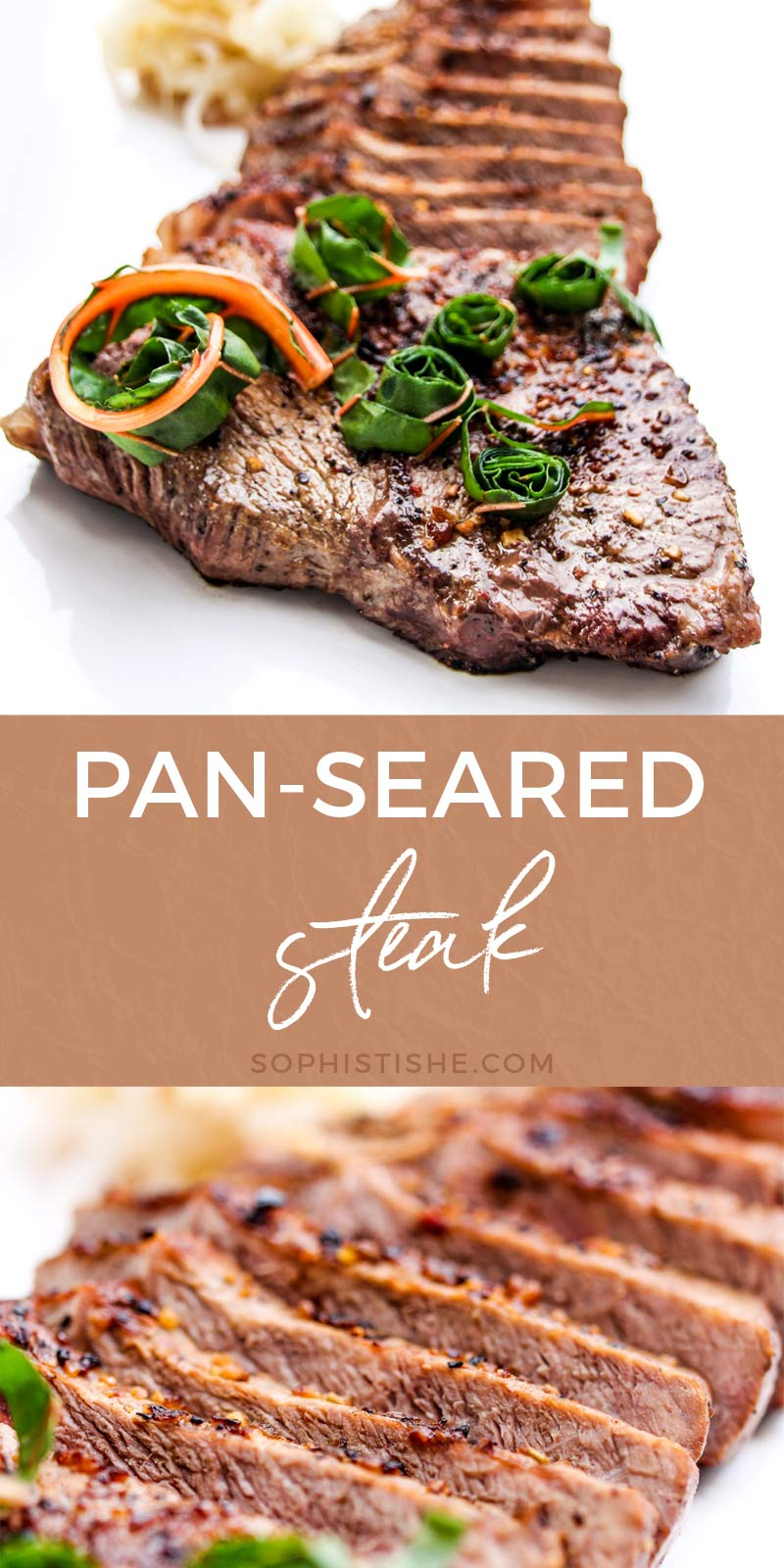 Pan-Seared Steak