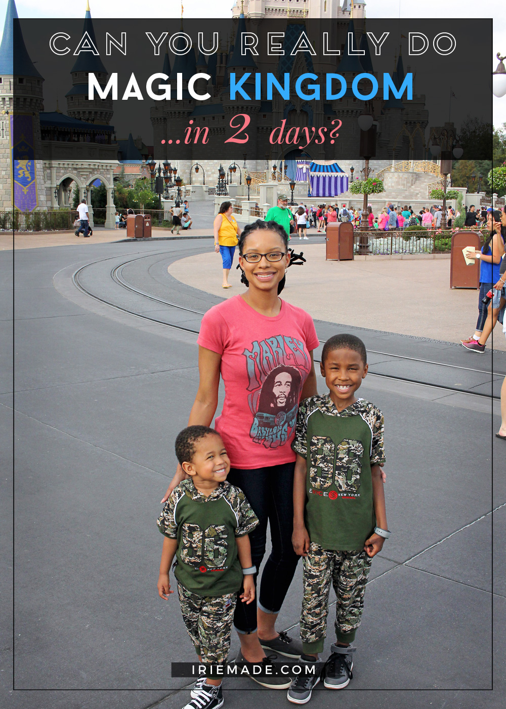 Can you really do Disney's Magic Kingdom in 2 days?