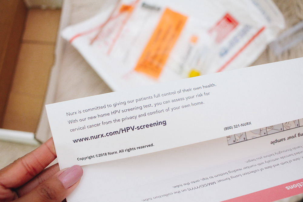 Stirrups? No Ma'am! I'm Testing Myself for HPV at Home - You Can Too