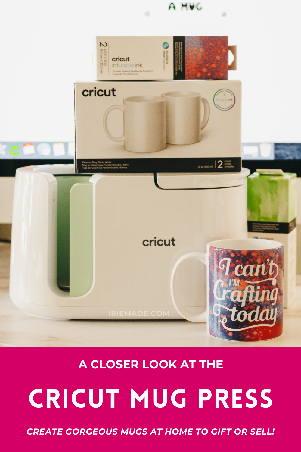 A Closer Look at the Cricut Mug Press + Some of Our Mugs!